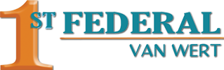 First Federal of Van Wert Logo